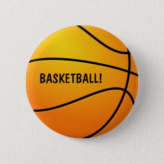 バスケットボール! ボタン 缶バッジ