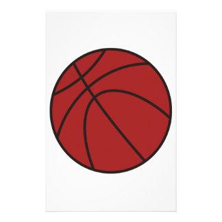 バスケットボール 便箋