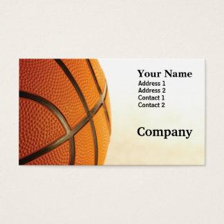 バスケットボール 名刺