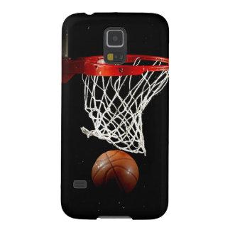 バスケットボール GALAXY S5 ケース