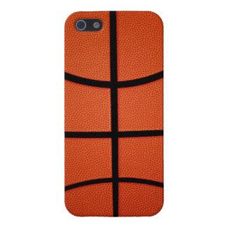 バスケットボール iPhone SE/5/5sケース