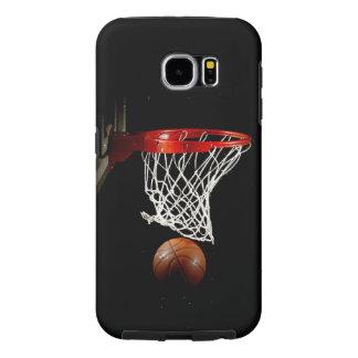 バスケットボール SAMSUNG GALAXY S6 ケース