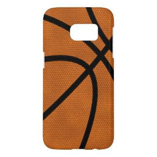 バスケットボール SAMSUNG GALAXY S7 ケース