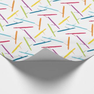 バスーンの包装紙 ラッピングペーパー