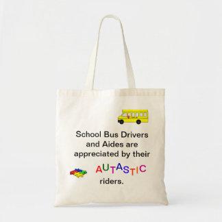 バス運転手のバッグ トートバッグ