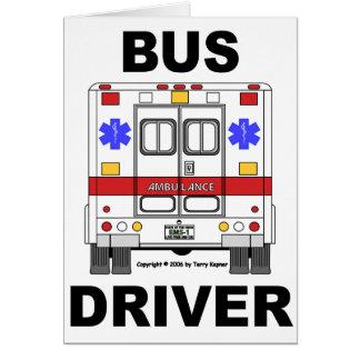 バス運転手 カード