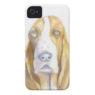 バセットの猟犬 Case-Mate iPhone 4 ケース