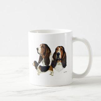 バセットハウンド コーヒーマグカップ