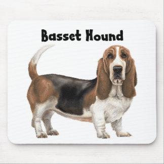 バセットハウンド マウスパッド