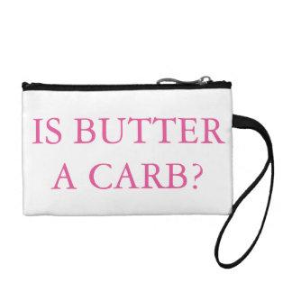 バターはキャブレターですか。 おもしろいな硬貨の財布 コインパース