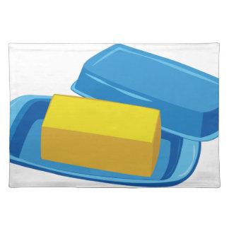 バター皿 ランチョンマット