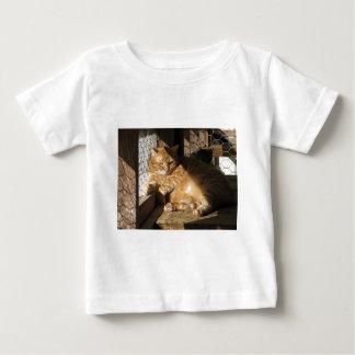 バター ベビーTシャツ