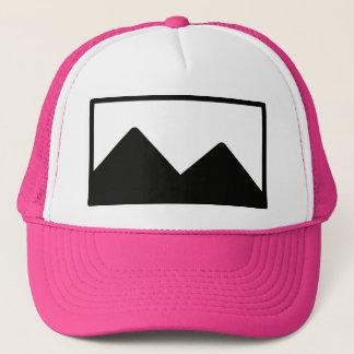 バチェロレッテのトラック運転手の帽子のテンプレート キャップ