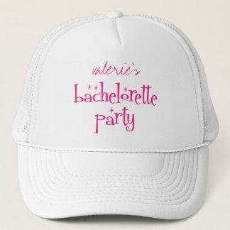 バチェロレッテの帽子 キャップ