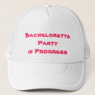 バチェロレッテの進行中の帽子 キャップ