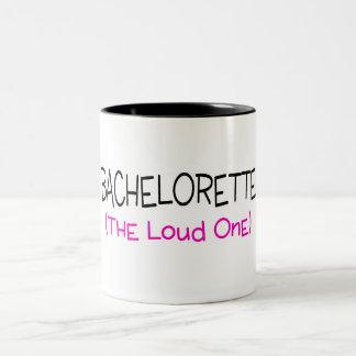 バチェロレッテ騒々しいもの ツートーンマグカップ
