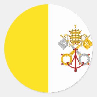 バチカンのカトリック教徒 ラウンドシール
