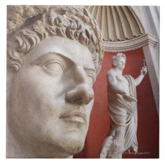 バチカン博物館、バチカン市国、3の中の彫刻 タイル