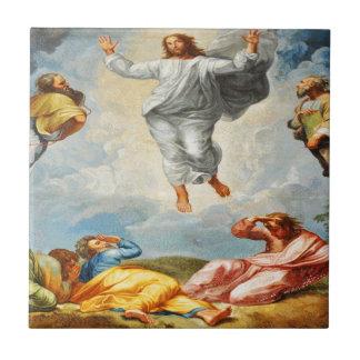 バチカン、ローマの復活場面 タイル