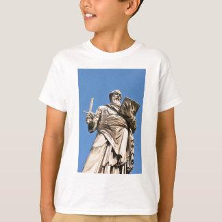 バチカン、ローマ、イタリアの宗教建築 Tシャツ