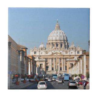バチカン、ローマ、イタリア タイル
