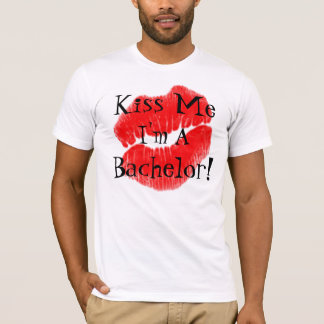 バチュラーパーティの日I Tシャツ
