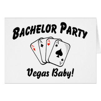 バチュラーパーティベガス カード