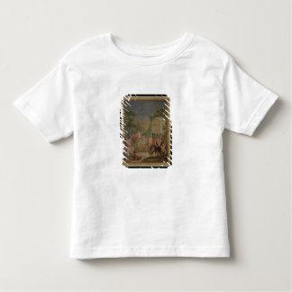 バッカスおよびAriadne (キャンバスの油) 2 トドラーTシャツ