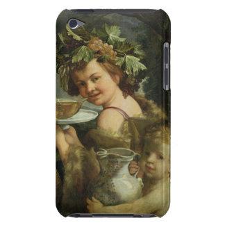 バッカス(キャンバスの油) Case-Mate iPod TOUCH ケース