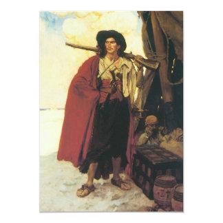 バッカニアヴィンテージの海賊は絵のような仲間でした カード