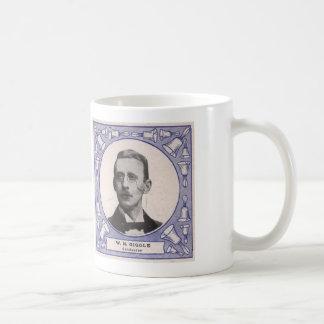 バックの氏のGiggle Conductor振鈴の偶像の文字 コーヒーマグカップ