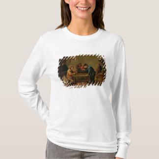 バックギャモンプレーヤー、c.1640-45 tシャツ