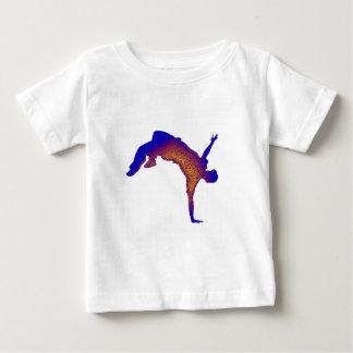 バックフリップ ベビーTシャツ