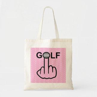 バッグのゴルフフリップ トートバッグ