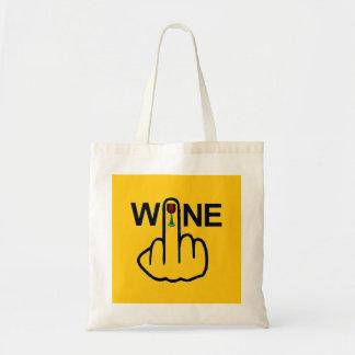 バッグのワインフリップ トートバッグ