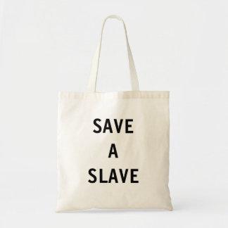 バッグの保存奴隷 トートバッグ