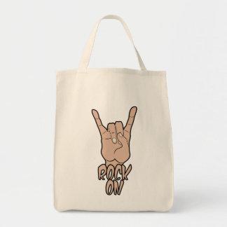 バッグの石-スタイル及び色を選んで下さい トートバッグ