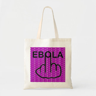 バッグの送風Ebola トートバッグ