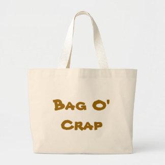 バッグのOの公式のがらくた ラージトートバッグ