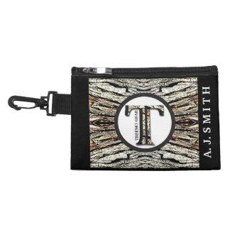 バッグのTreemoのギアの迷彩柄クリップ-それを個人化して下さい! アクセサリーバッグ
