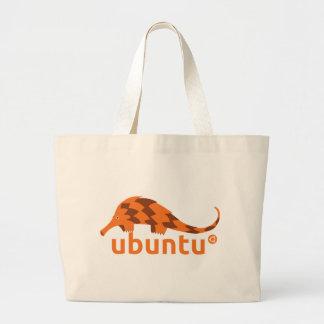 バッグのUbuntuのセンザンコウ ラージトートバッグ