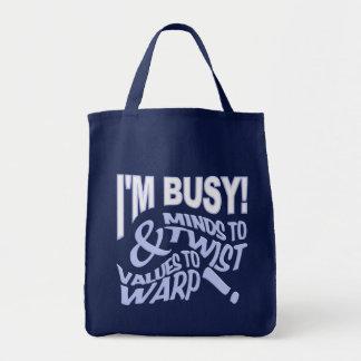 バッグをねじる心-スタイル及び色を選んで下さい トートバッグ