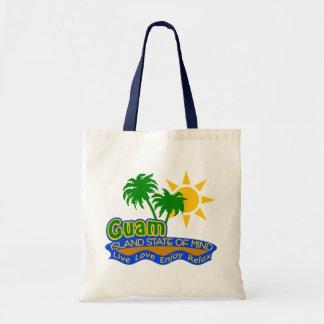 バッググアムの精神状態-スタイル及び色を選んで下さい トートバッグ