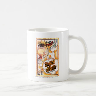バッグス・バニーの™およびELMER FUDD™のミュージカル コーヒーマグカップ