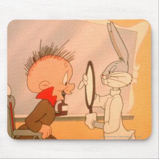 バッグス・バニーの™およびELMER FUDD™ 2 マウスパッド