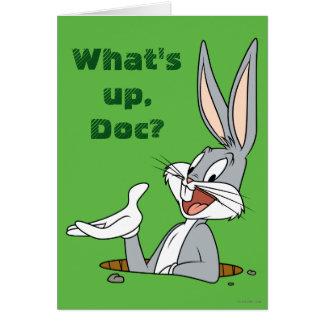 バッグス・バニーの™のウサギの巣穴 カード