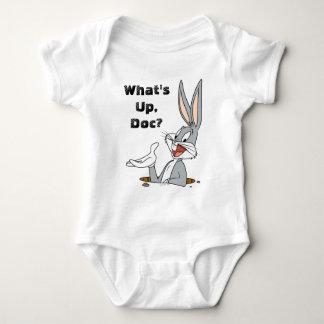 バッグス・バニーの™のウサギの巣穴 ベビーボディスーツ