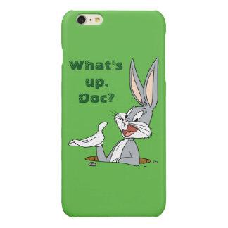 バッグス・バニーの™のウサギの巣穴 光沢iPhone 6 PLUSケース