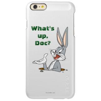 バッグス・バニーの™のウサギの巣穴 INCIPIO FEATHER SHINE iPhone 6 PLUSケース
