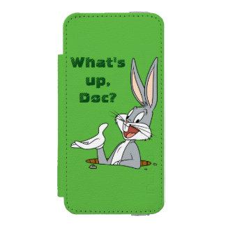 バッグス・バニーの™のウサギの巣穴 INCIPIO WATSON™ iPhone 5 財布 ケース